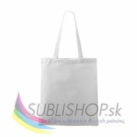 Nákupná taška malá-biela