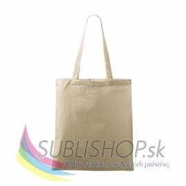 Nákupná taška malá-naturálna
