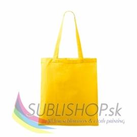 Nákupná taška malá-žltá