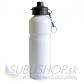 Turistiská fľaša 750 ml biela