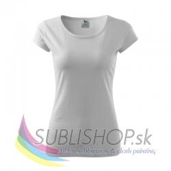 Dámske tričko Pure-biele XS