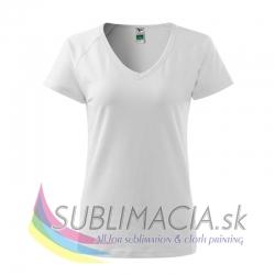 Dámske tričko Dream- ružové XS