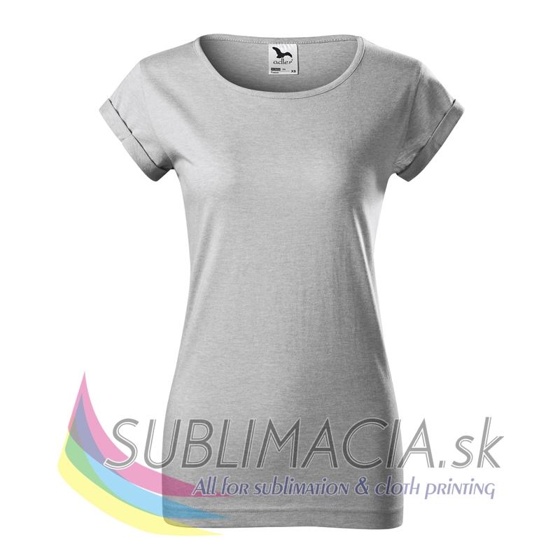 120404262a0e Dámske tričko FUSION - SUBLIMÁCIA.SK - Všetko pre sublimáciu