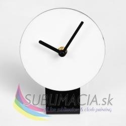 MDF hodiny Ø12,7cm