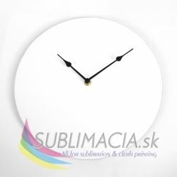 MDF hodiny Ø29cm