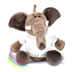 Plyšová hračka slon 28 cm