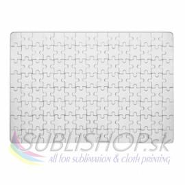 Puzzle A4 20x30 cm,120 dielov, povrch lesklý