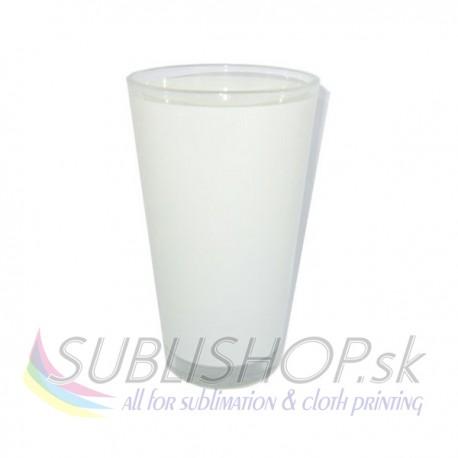 Sklenený pohár Latte