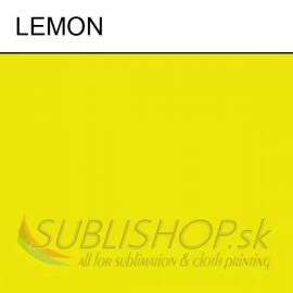 Štandardné farby-Lemon(citrónová)