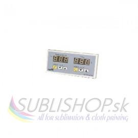 2v1 Display čas a teplota