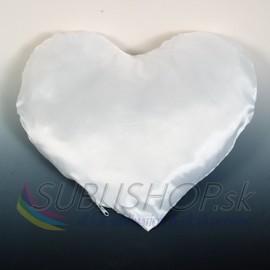 Vankúš Srdce 40x35 cm komplet