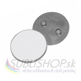 Kovová magnetka-kruh Φ 4,9 cm