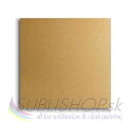 Sublimation Aluminium sheets SA103(titanium gold)