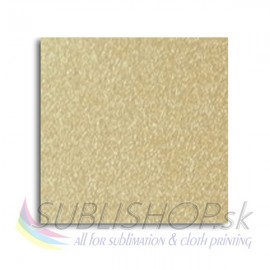 Sublimation Aluminium sheets SA102(pearlized gold)