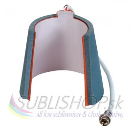Silikónová termovložka pre hrnčeky LATTE malý bez plechu-4PIN
