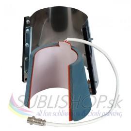 Silikónová termovložka pre hrnčeky LATTE malý s plechom-4PIN