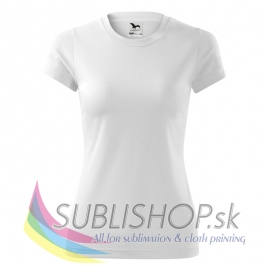 Sublimation T-Shirt for Ladies XS